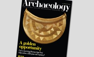 Current Archaeology 349