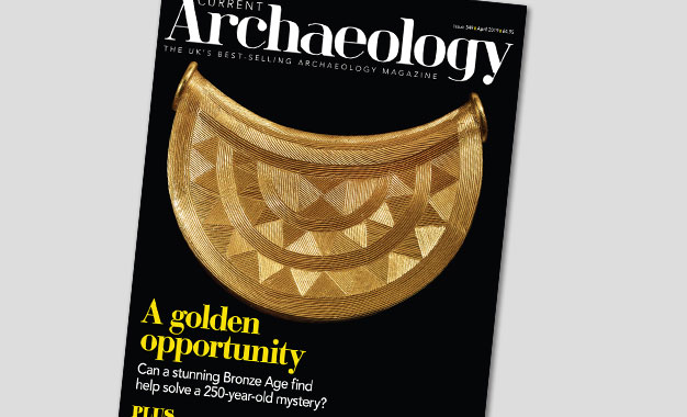 Current Archaeology 349 – now on sale