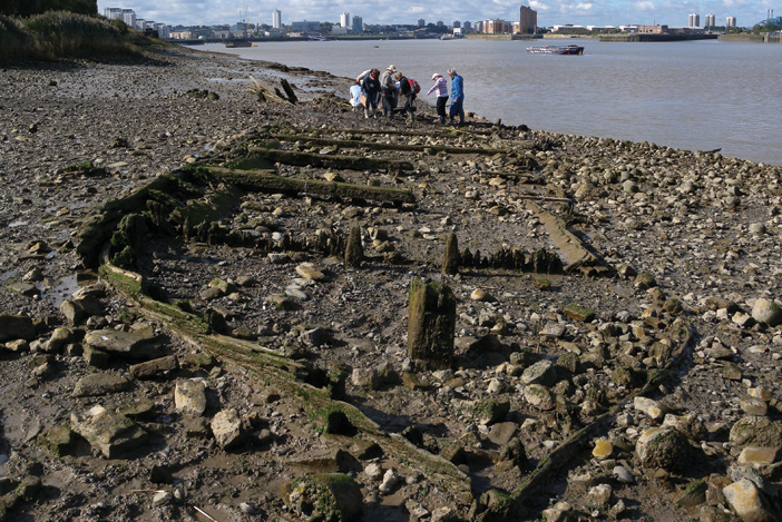 Battling Old Father Thames: The Thames Discovery Programme at ten