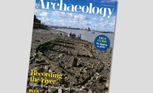 Current Archaeology 350 – now on sale