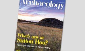 Current Archaeology 355 – now on sale