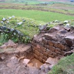 Hadrian's Wall revealed at Walltown Crags