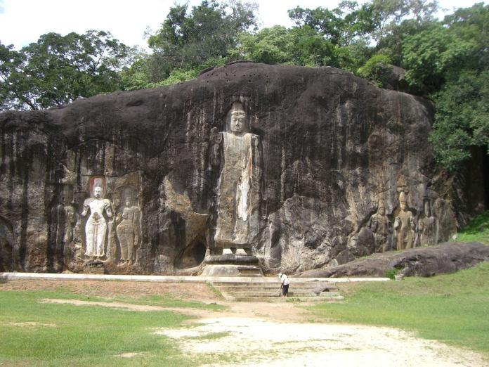 buduruvagala-buddhist-art-sri-lanka