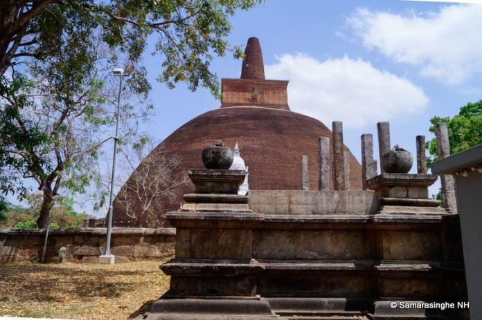 Abhayagiri Sthupaya