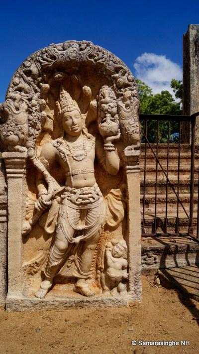 Guard Stone - Rathnaprasada