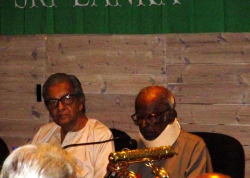 ICOMOS – Sri Lanka felicitation ceremony for Dr. Roland Silva and Prof. L. Prematilleke