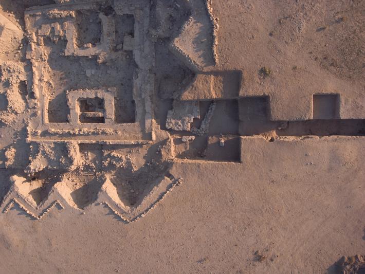 Dilmunite-temple