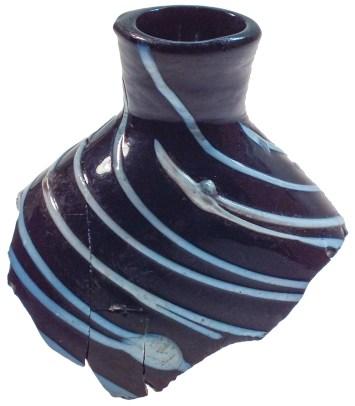 Pendle Handblown Glass Bottle