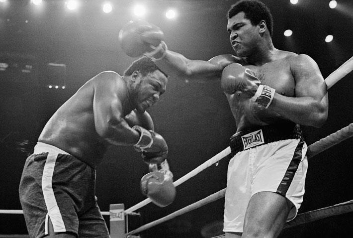 Muhammad Ali Punch Bag