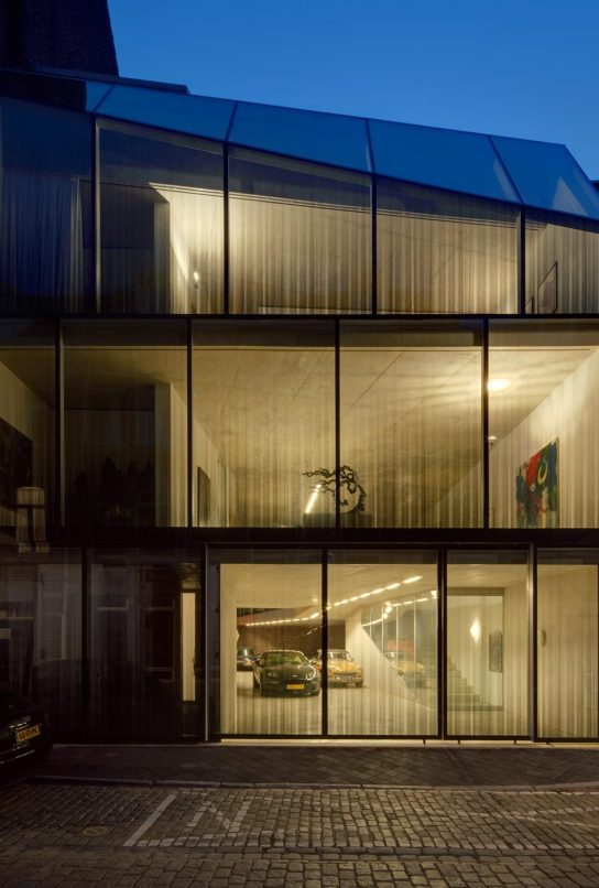 Wiel Arets . v house . maastricht (3)