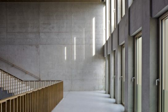 archaic_HEC :: David Chipperfield Architects09