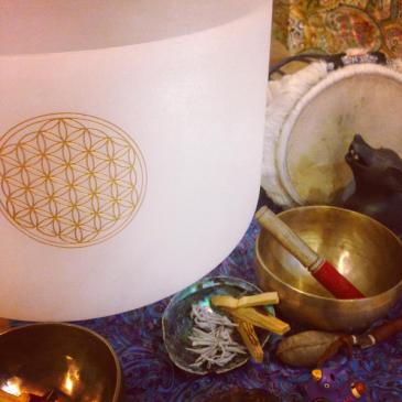 What is a Tibetan singing bowl?