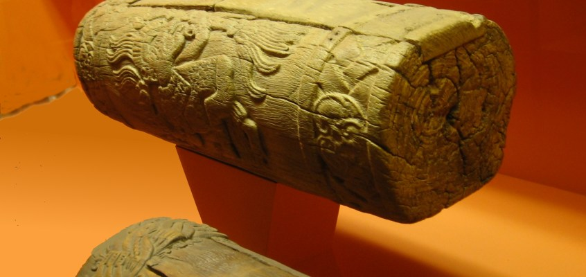 The Mesoamerican Slit Drum- mayohuacan or teponaztli