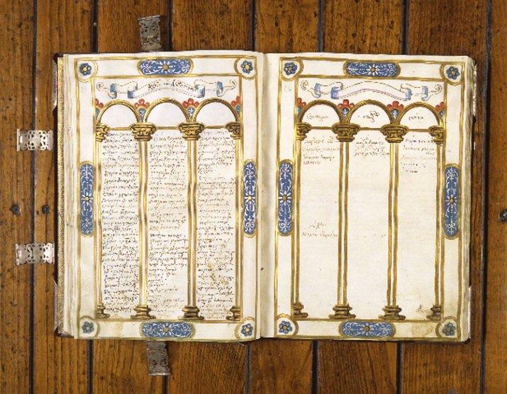 Αποτέλεσμα εικόνας για νοταριακα εγγραφα κρήτης μαρκιανή βιβλιοθήκη