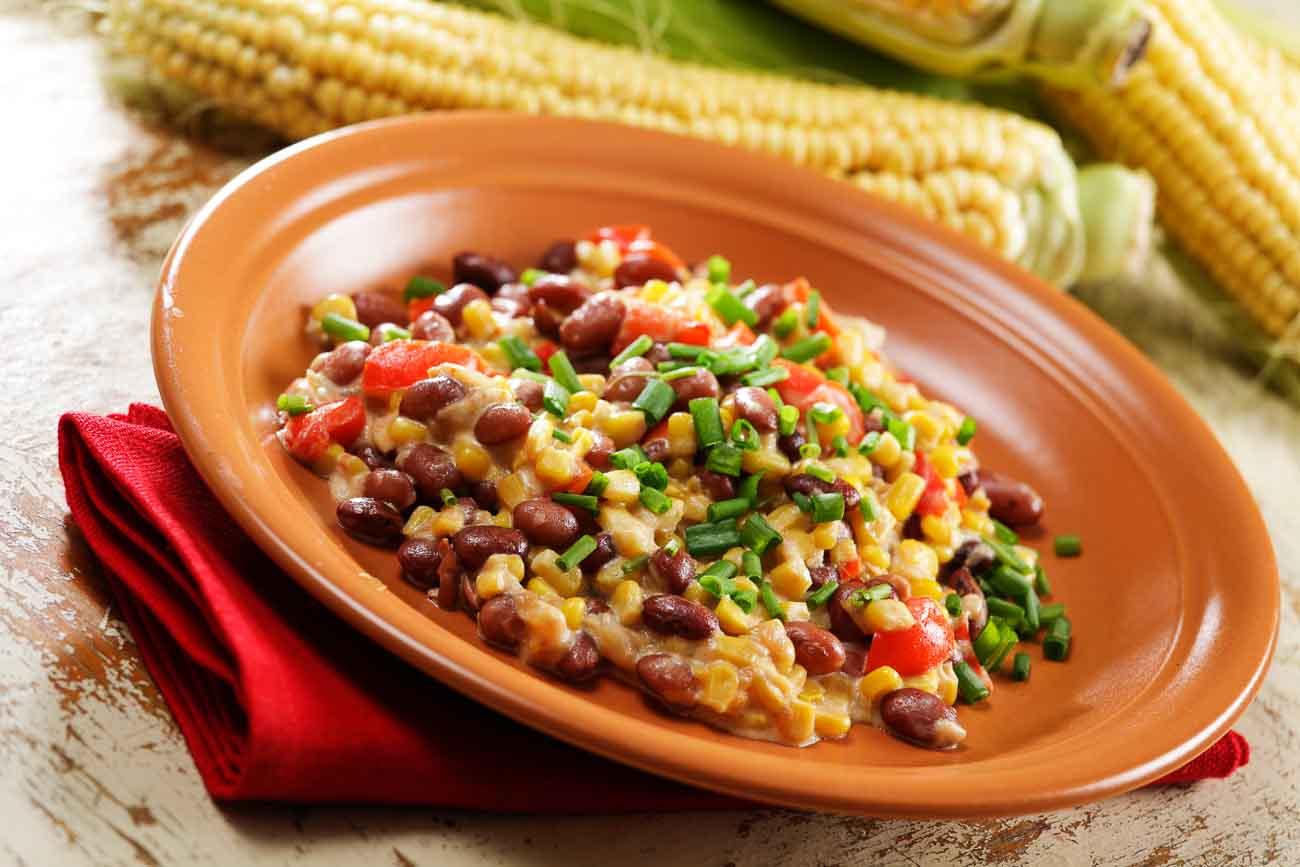 Traditional Native American Succotash Recipe