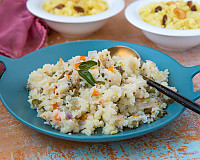 Vegetable Rava Upma Recipe  - Sooji Upma Recipe