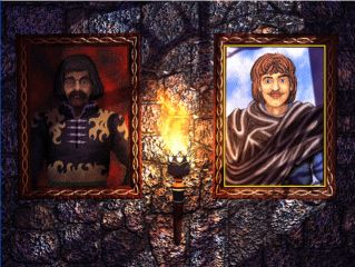 Roland et Archibal Ironfist