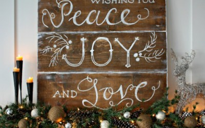 Sunday Musings ~ Wishing you Peace, Joy and Love
