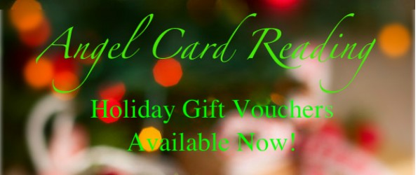 angel card reading gift vouchers