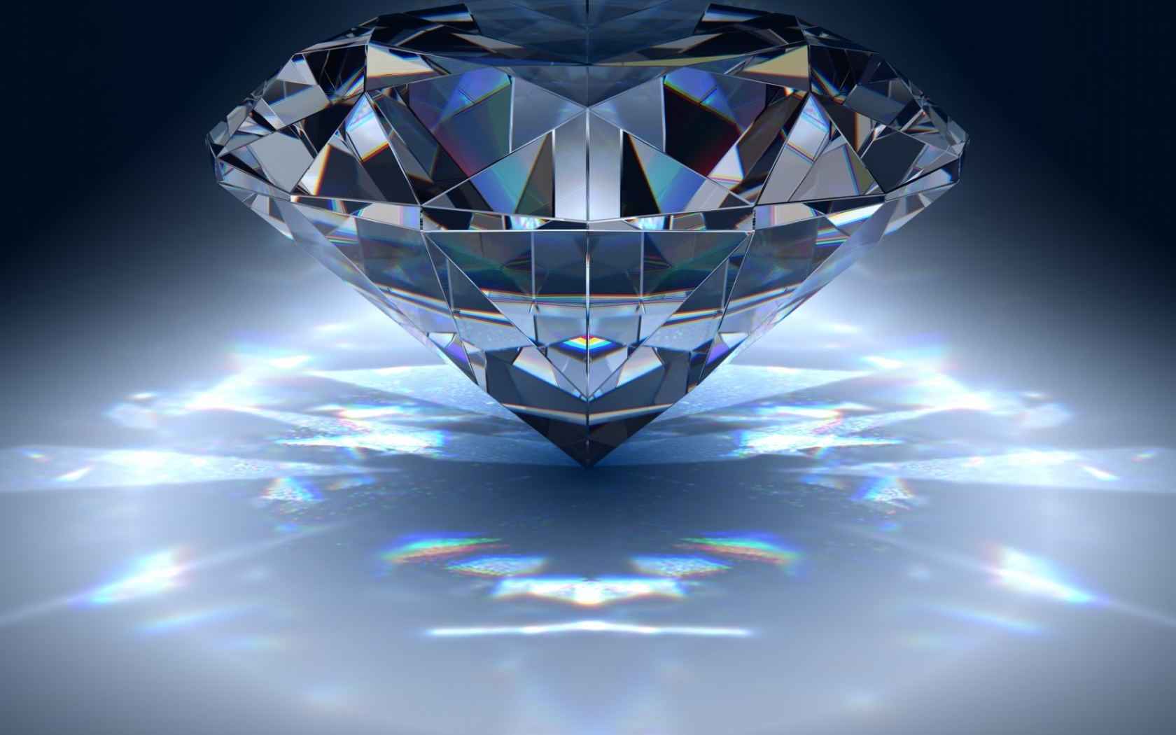 The Crowning Jewel in the Eye of Love