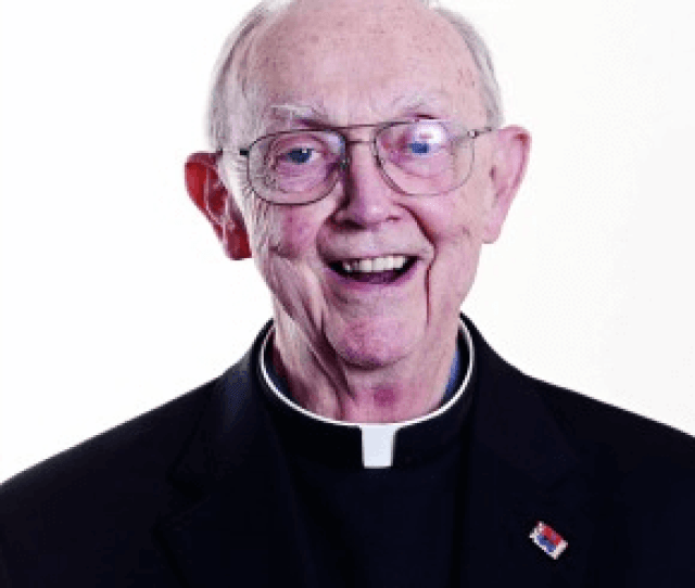 Monsignor Alfred E Smith Former Pastor Dies At 85 Archdiocese Of Baltimore