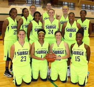 2014 St. Louis Surge (Photo Credit: St. Louis Surge)