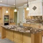 Granite Countertops For Maple Cabinet Arch City