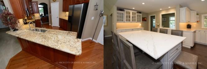 Granite Vs Quartz Price Arch City