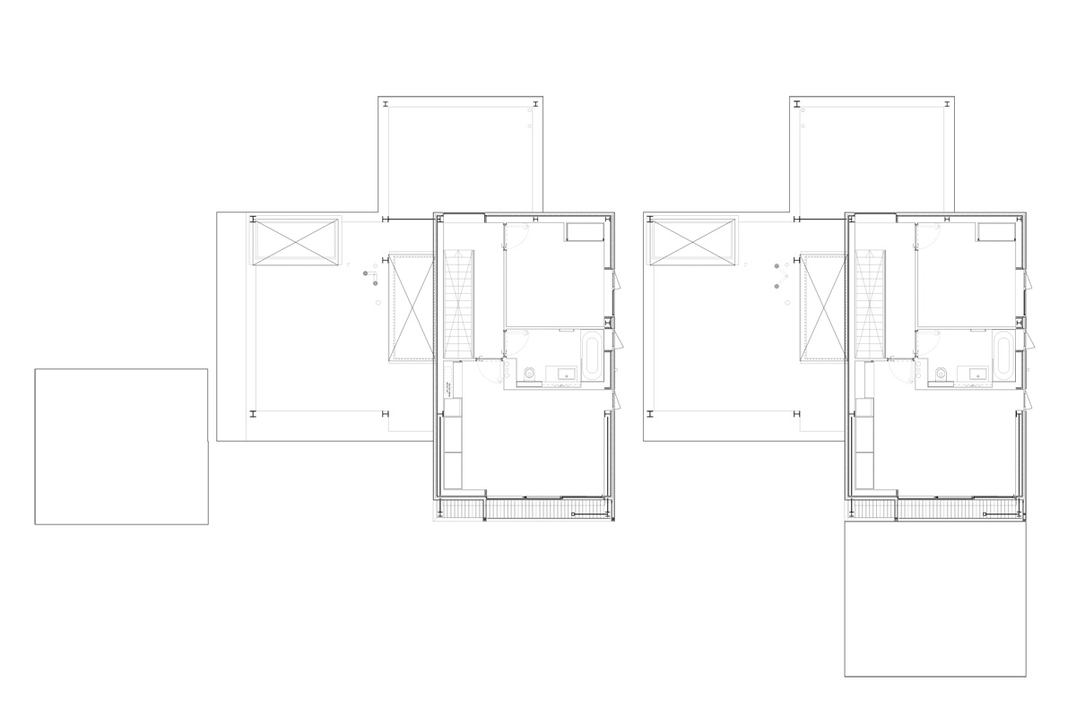 herringbone-2ndopiso 2nd floor plan