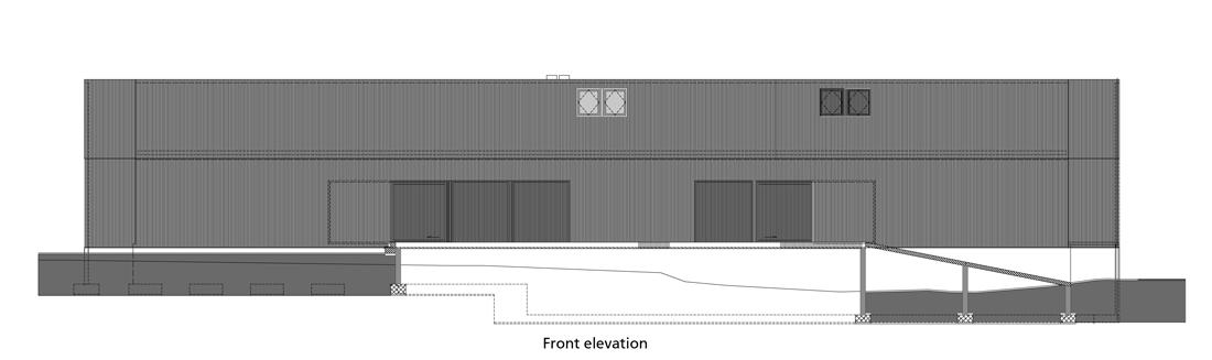 front-elevation front elevation