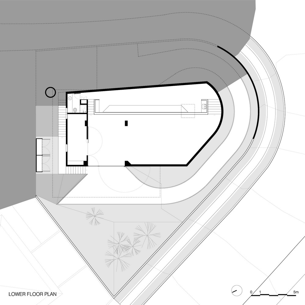 planta-estudio lower floor plan