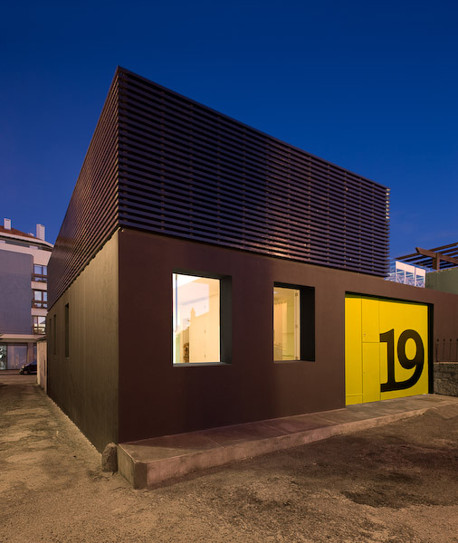 Leca House