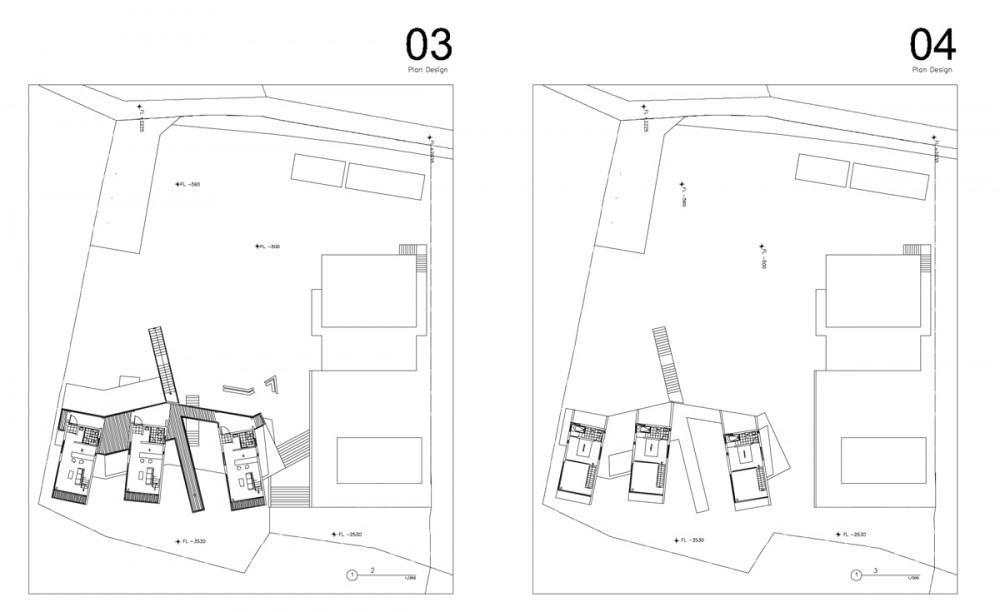 plans3-4 3rd & 4th floor plans