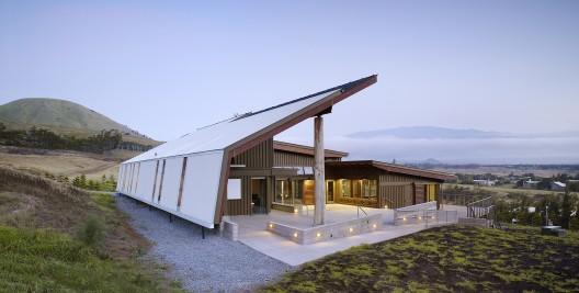 Hawaii Preparatory Academy Energy Laboratory / Flansburgh Architects © Flansburgh Architects