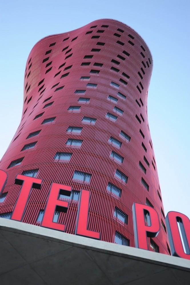Porta Fira Tower / Toyo Ito b720 © Nils Becker, Toyo Ito AA