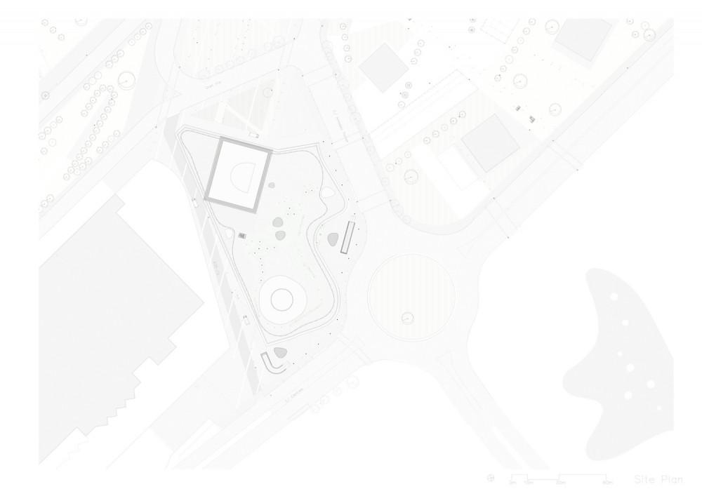 ubicación location plan