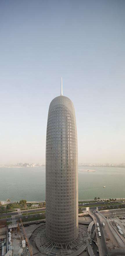 JEAN_NOUVEL_HIGH_RISE_OFFICE_BUILDING_QATAR0008 © Nelson Garrido