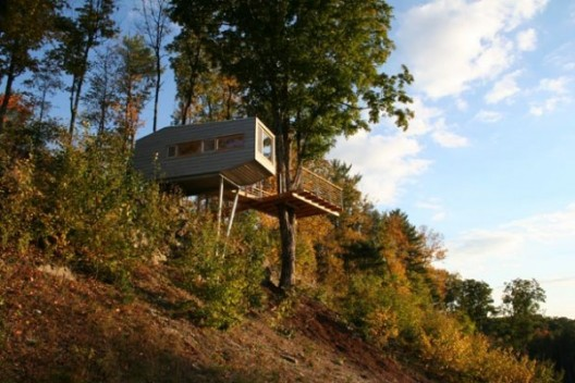 Cliff Treehouse © Baumraum
