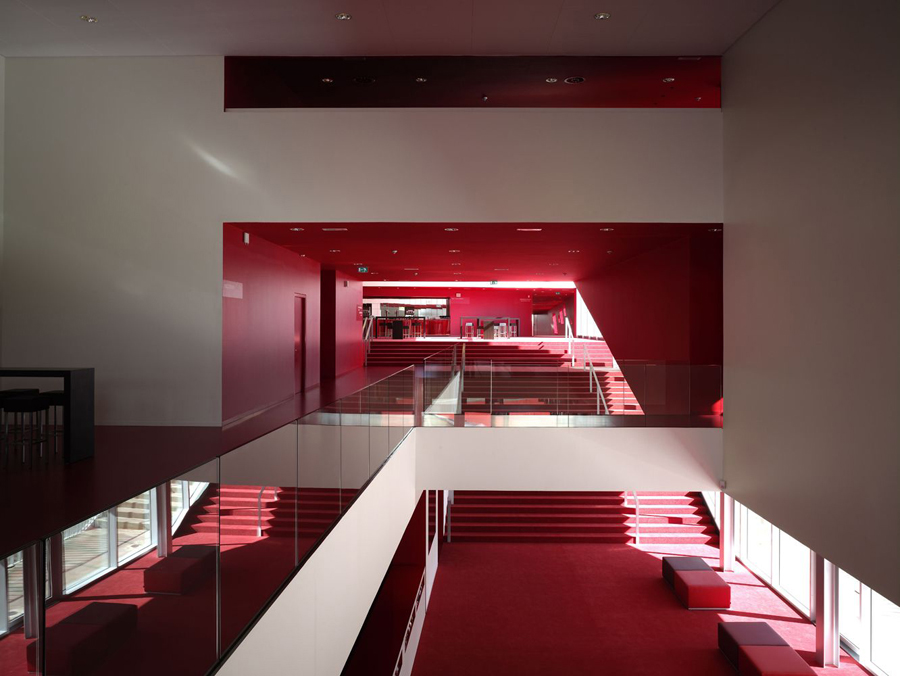 Schouwburg Amphion - Mecanoo © Christian Richters