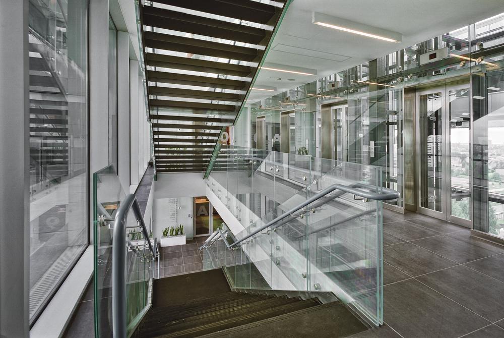 DnB NORD Office Building - Audrius Ambrasas Architects © Courtesy of Audrius Ambrasas Architects