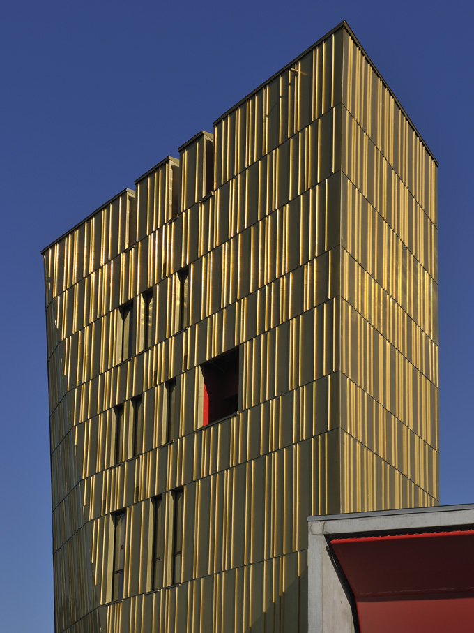 Tour des Arts - Forma 6 Architects © Patrick Miara