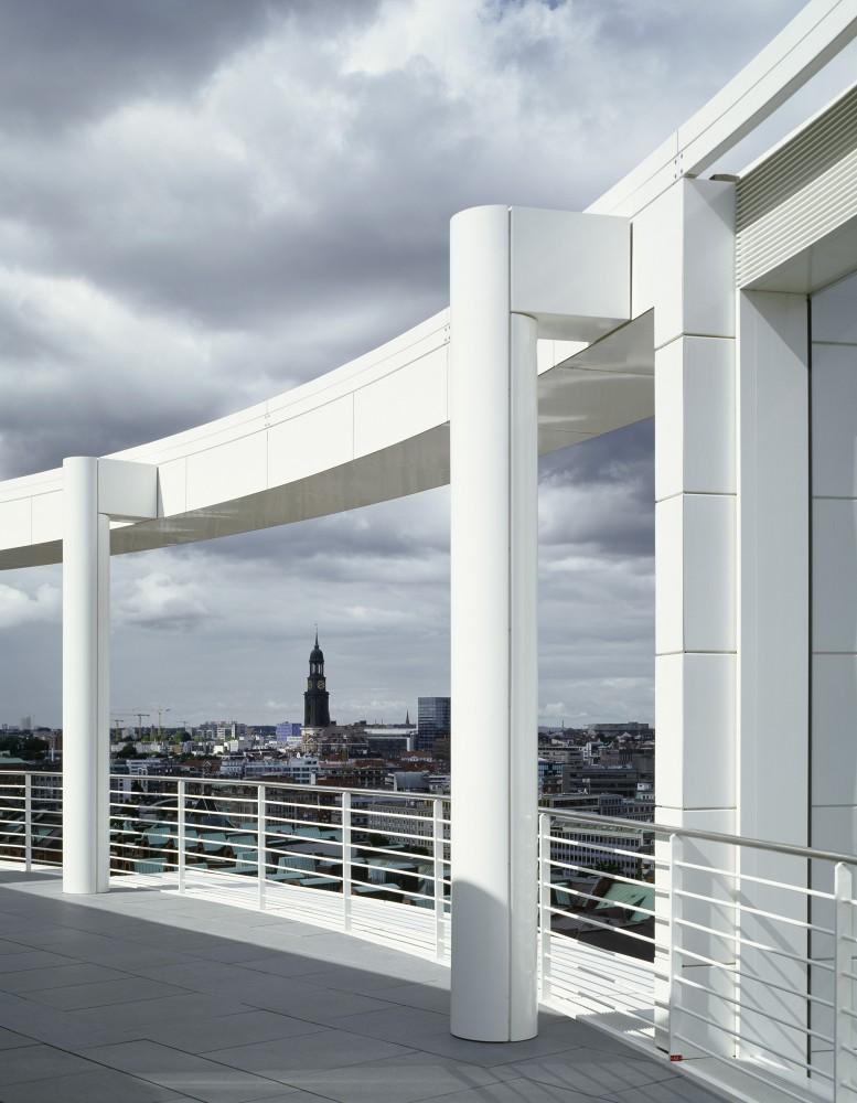 International Coffee Plaza / Richard Meier & Partners (7) © Klaus Frahm
