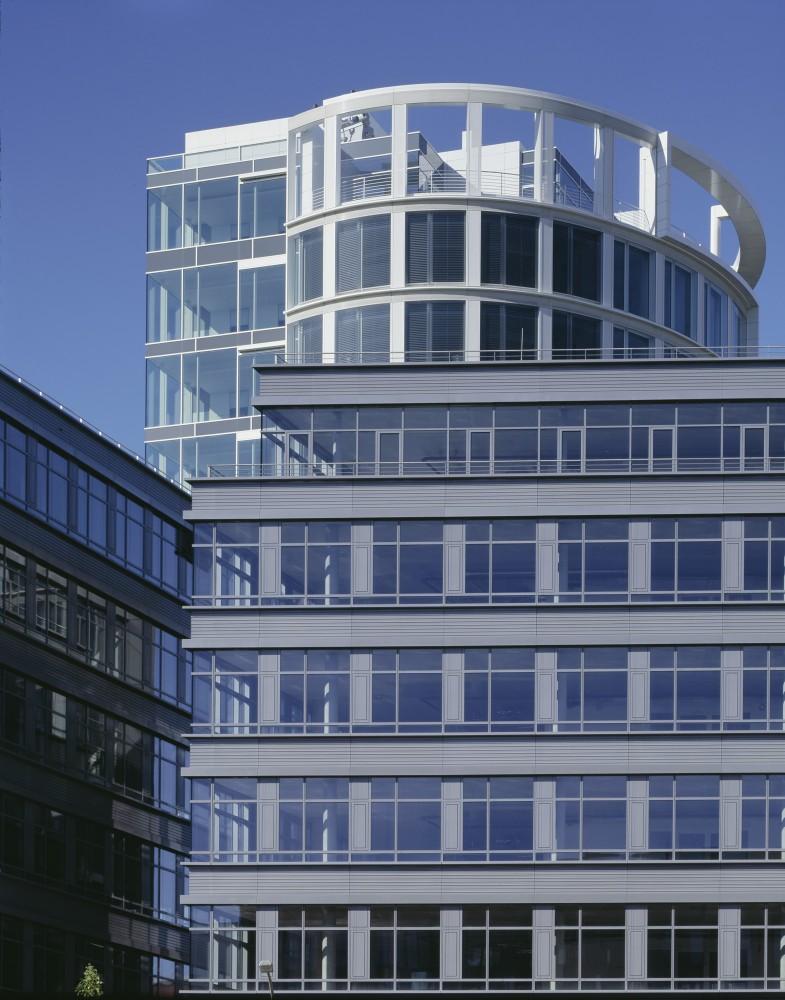 International Coffee Plaza / Richard Meier & Partners (3) © Klaus Frahm