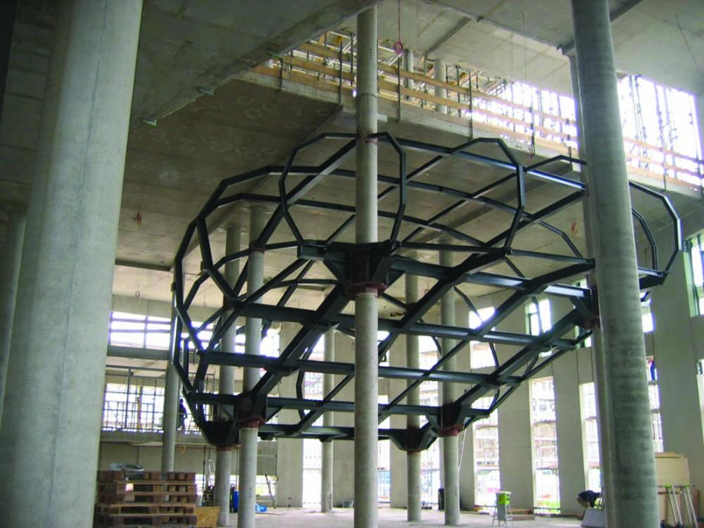 OZW Institute - Jeanne Dekkers Architectuur © Jeanne Dekkers Architectuur