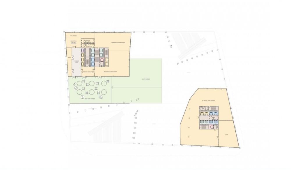 museum floor plan museum floor plan