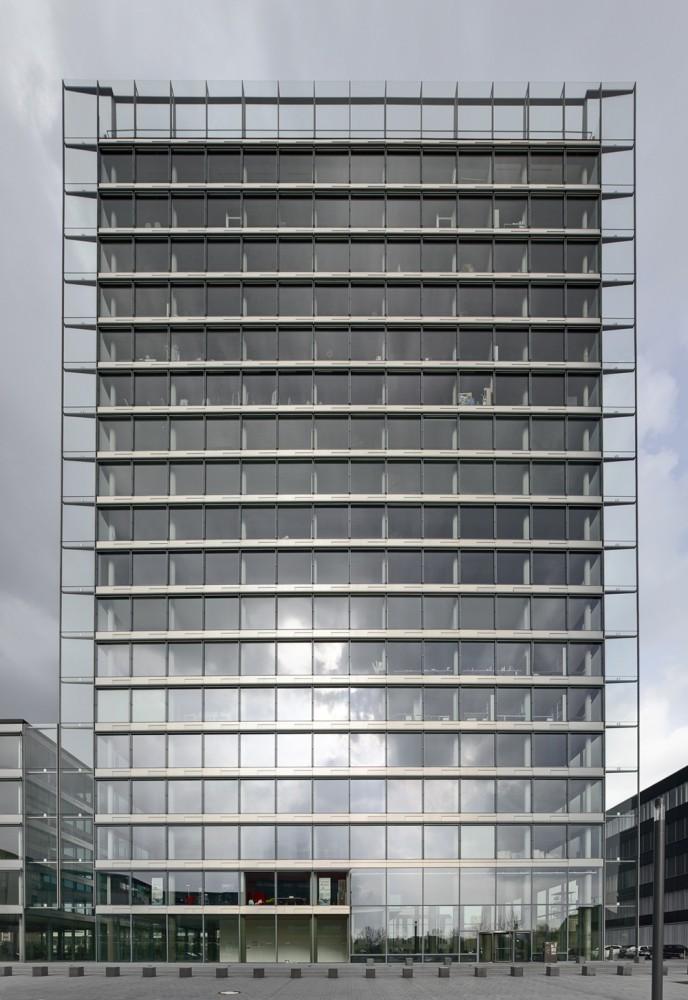 Hegau Tower / Murphy Jahn © Rainer Viertlboeck