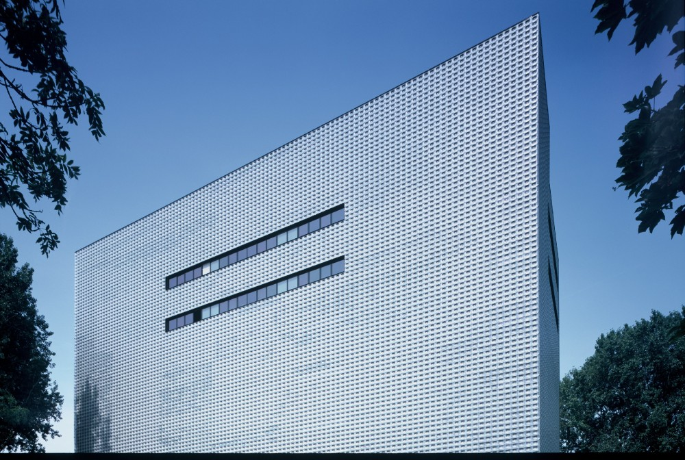 Gerrit Rietveld Academy / Benthem Crouwel Architekten © Courtesy of Benthem Crouwel Architekten