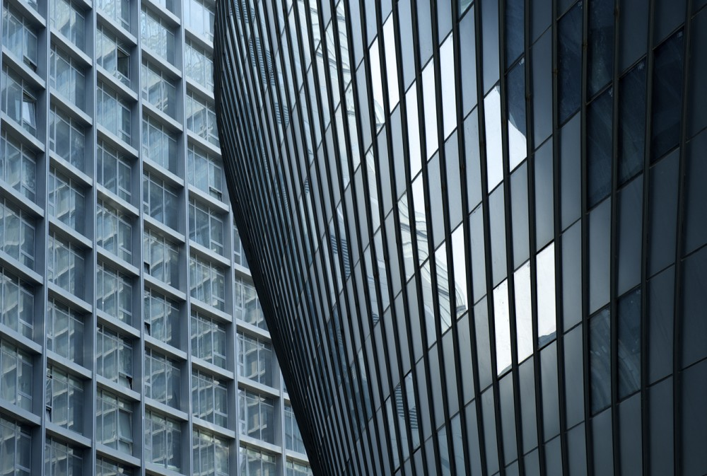 Facade Planning for the Hangzhou Congress Center / Peter Ruge Architekten © Jan Siefke Photography