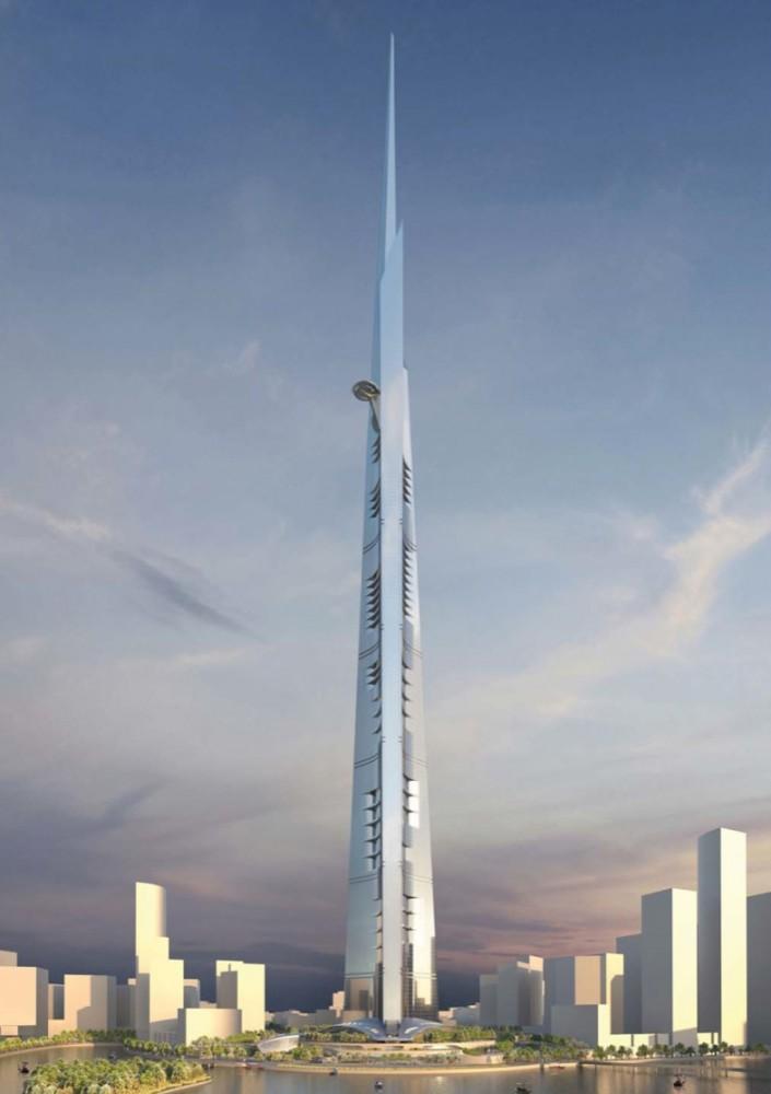 World's Tallest Building (7) © Adrian Smith + Gordon Gill Architecture