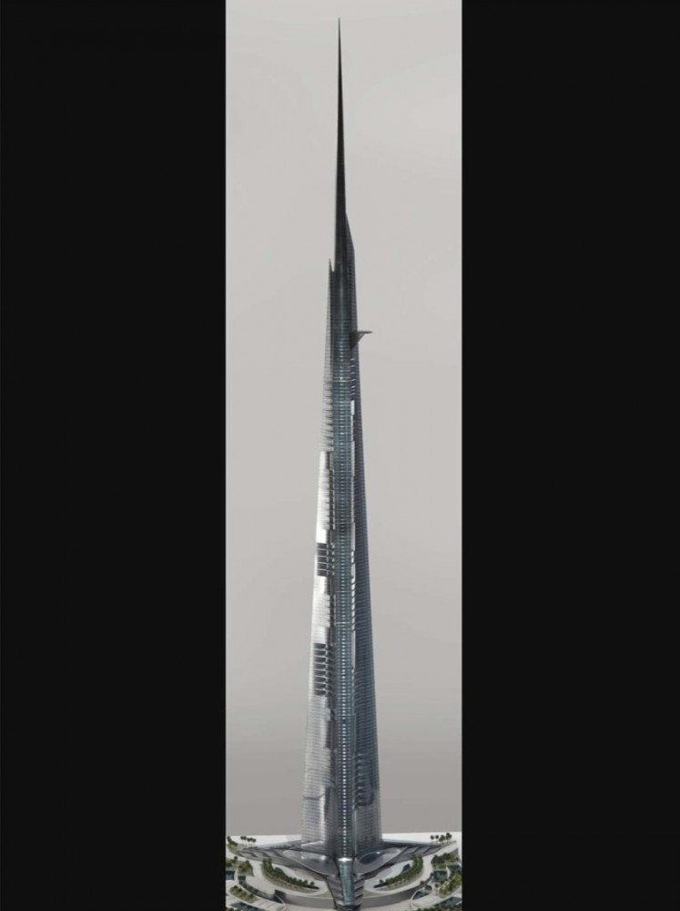 World's Tallest Building (5) © Adrian Smith + Gordon Gill Architecture